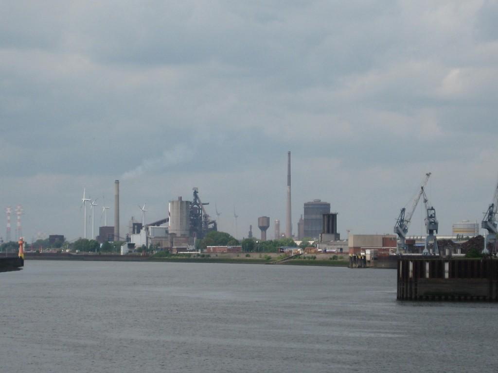 Bremen steelworks
