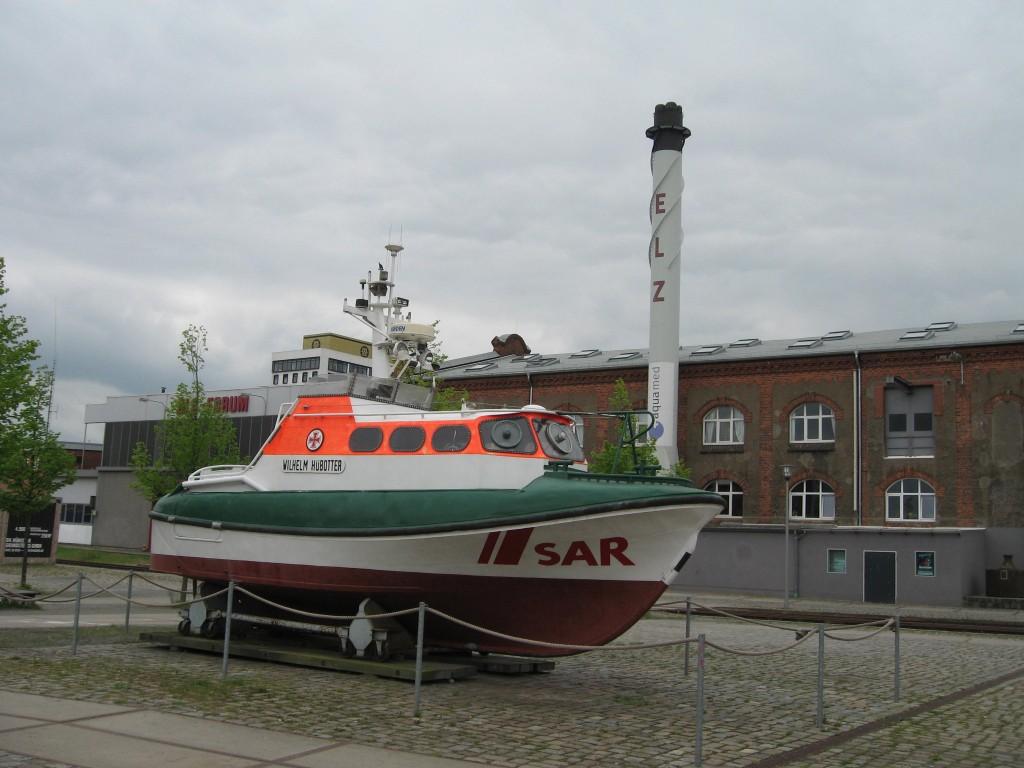 Patrol boat Wilhelm Hübotter