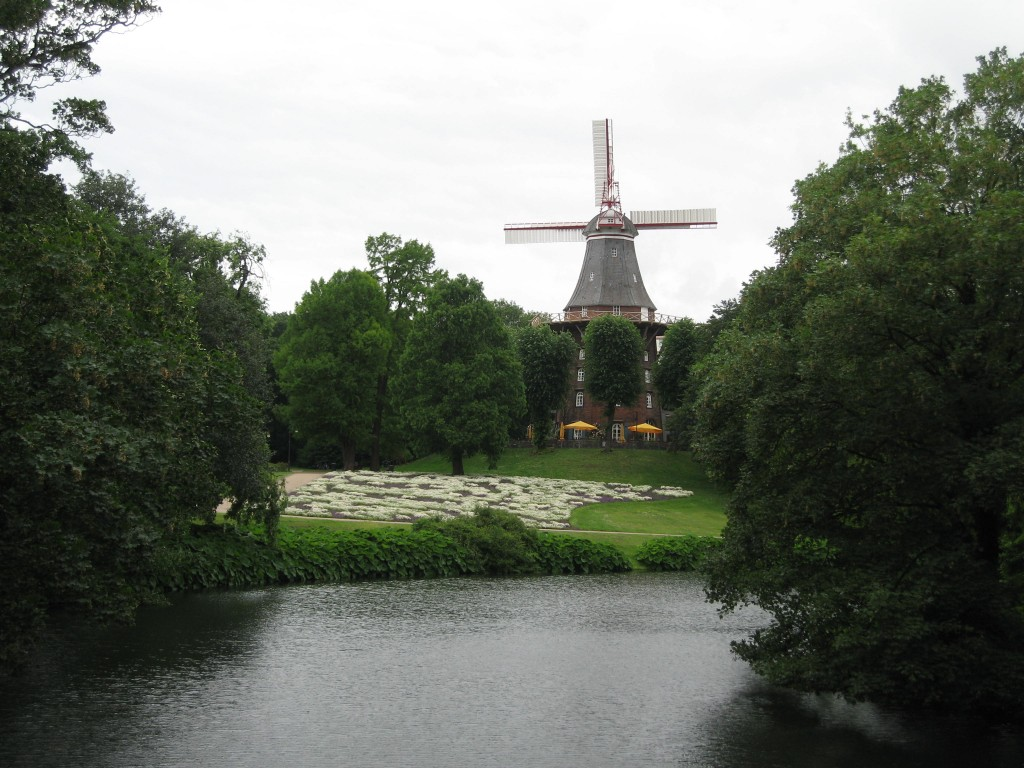 Bremen Wall windmill