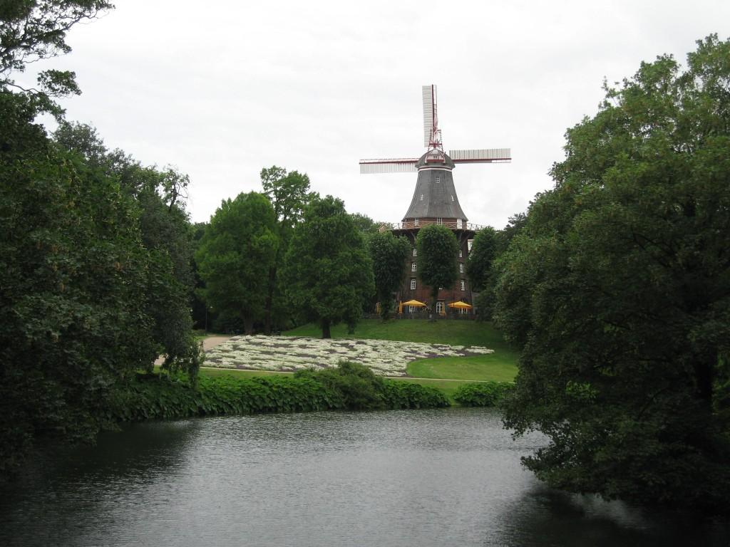 Bremen Wall windmill