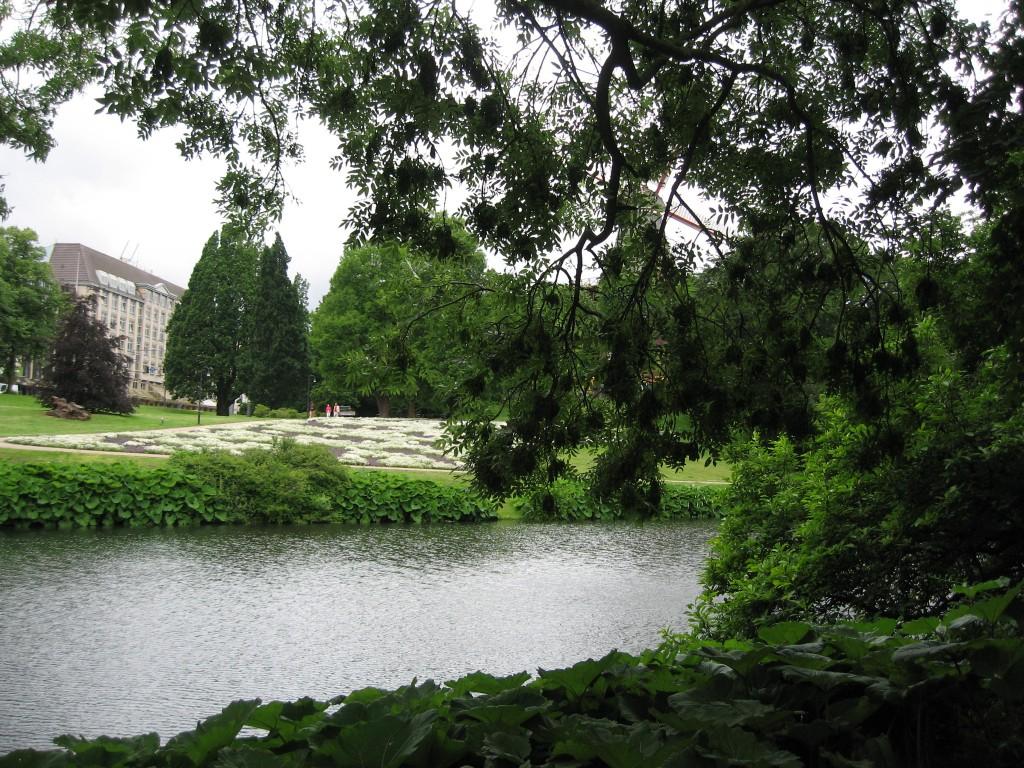 Bremen Wallanlagen