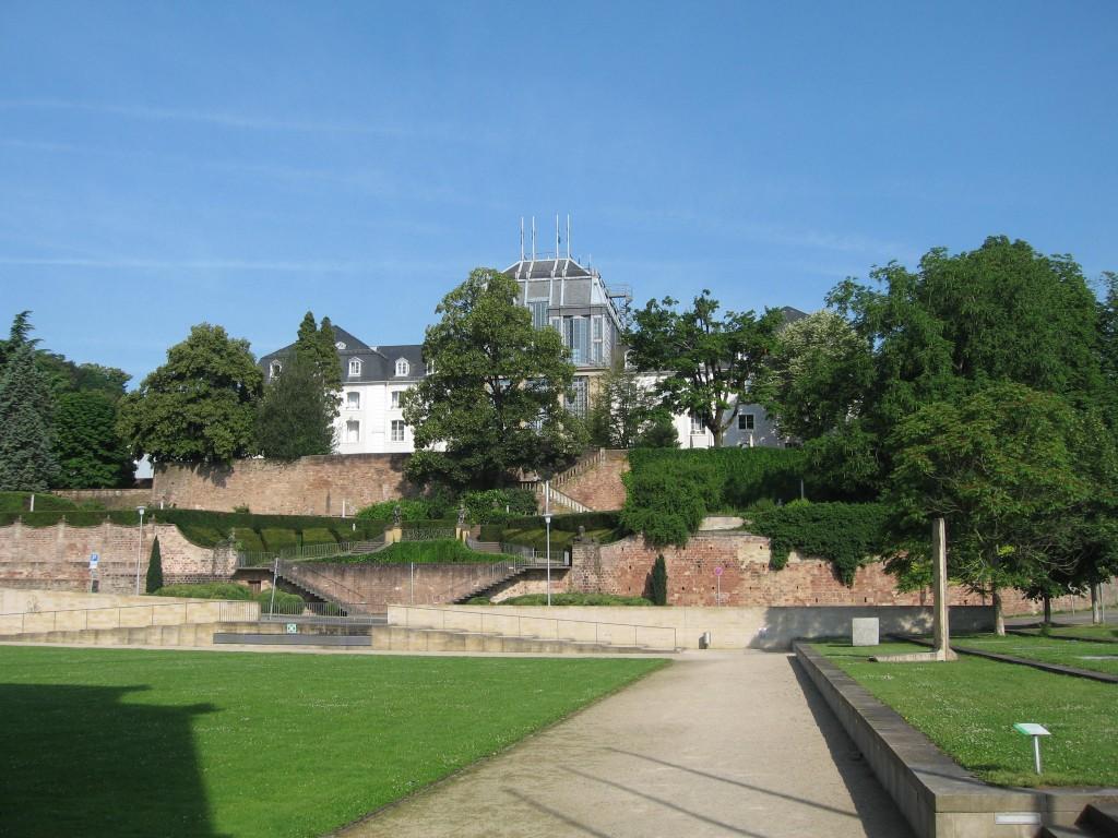 Saarbrücken castle