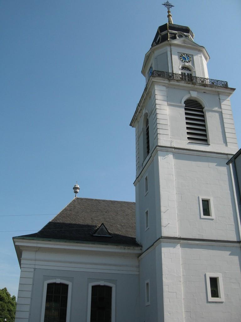 Saarbrücken Friedenskirche