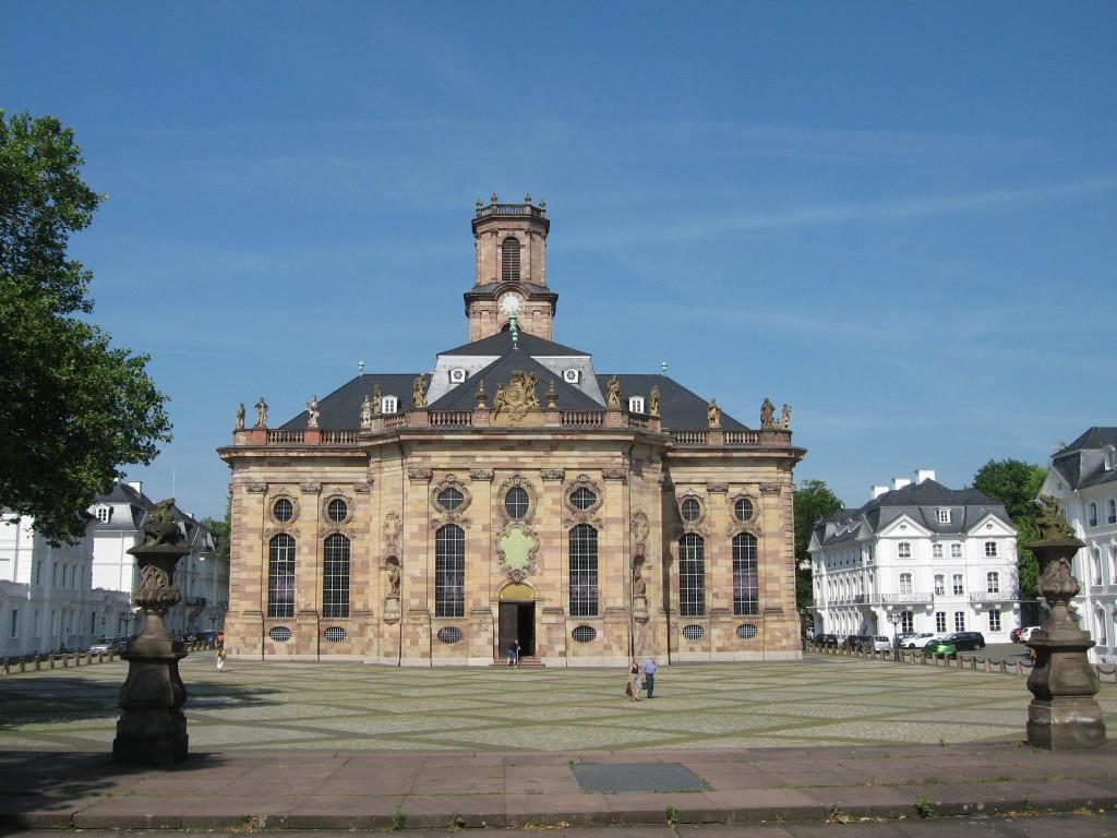 Saarbrücken Ludwigsplatz