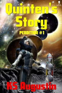 Quinten's Story by K.S. Augustin