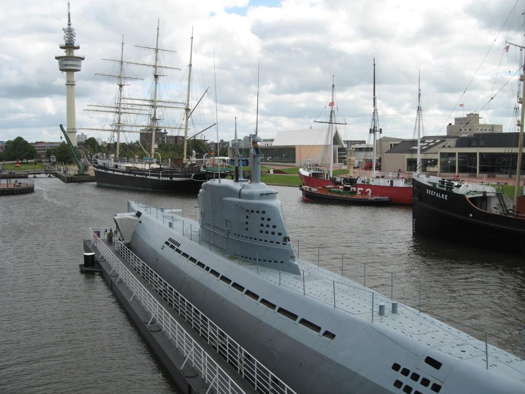 Bremerhaven Wilhelm Bauer