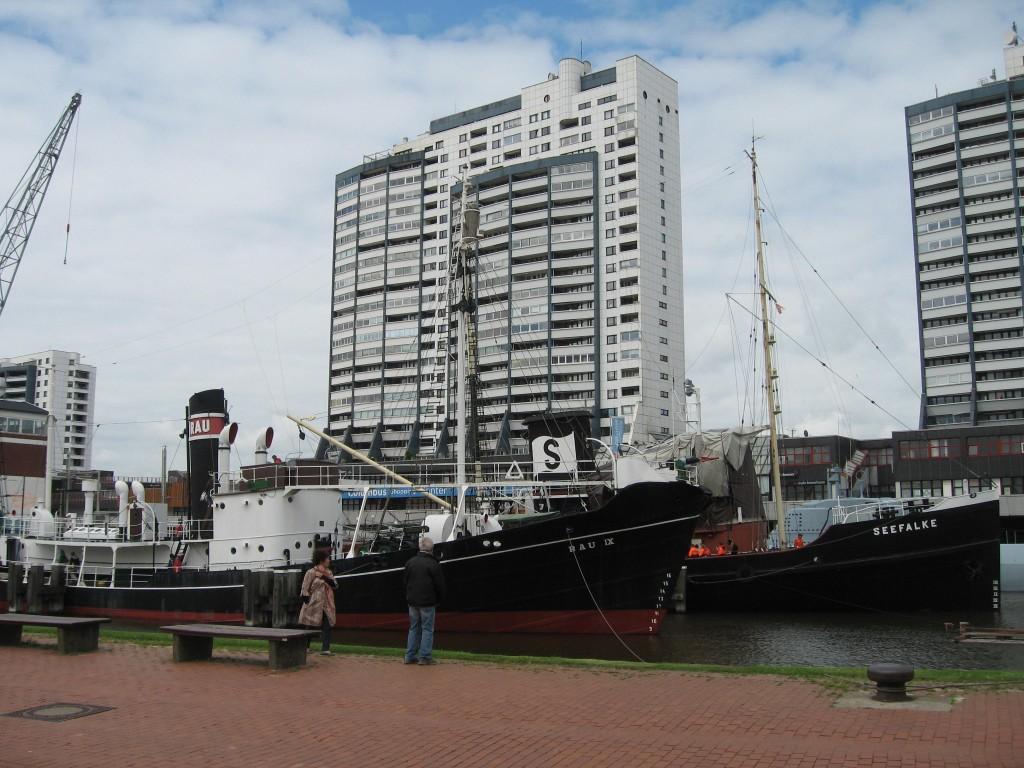 Bremerhaven museum harbour