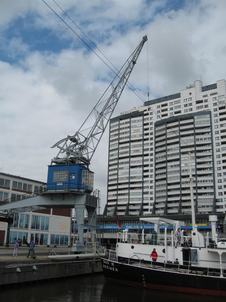 Bremerhaven Semi-gentry crane