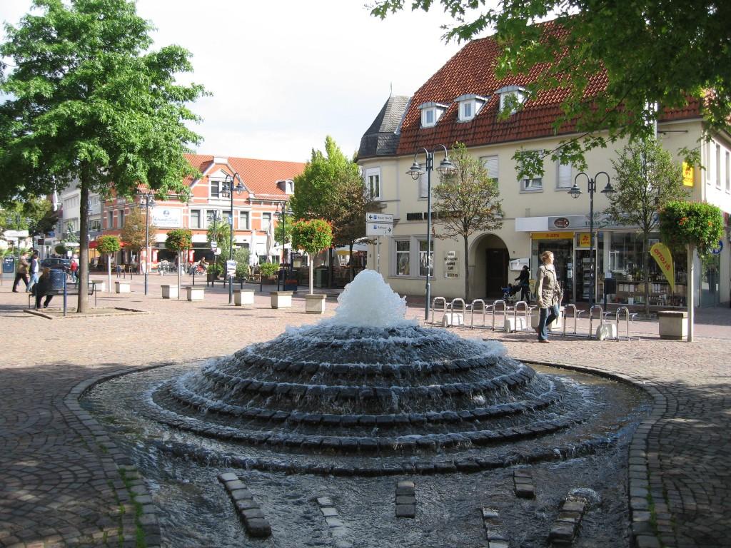 Vechta fountain