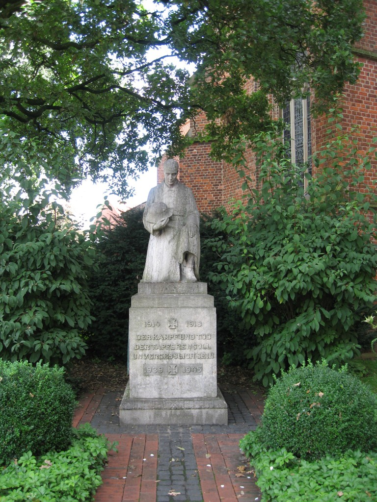 Vechta war memorial