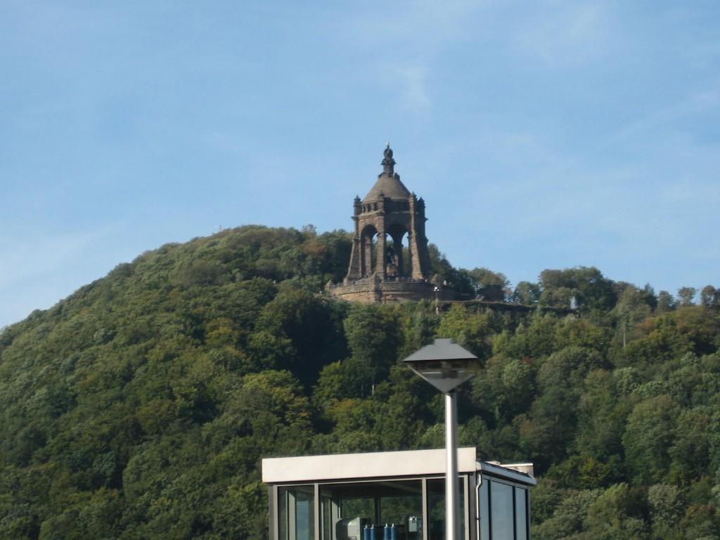 Porta Westfalica Kaiser Wilhelm monument