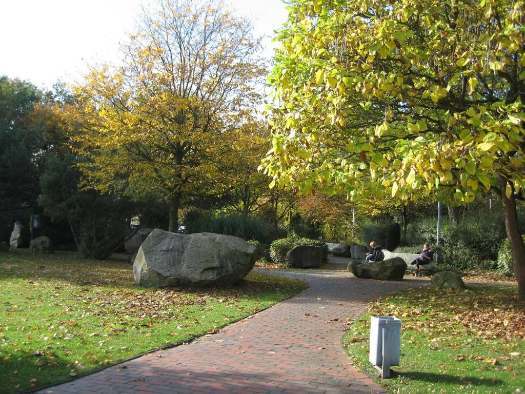 Vechta rock garden