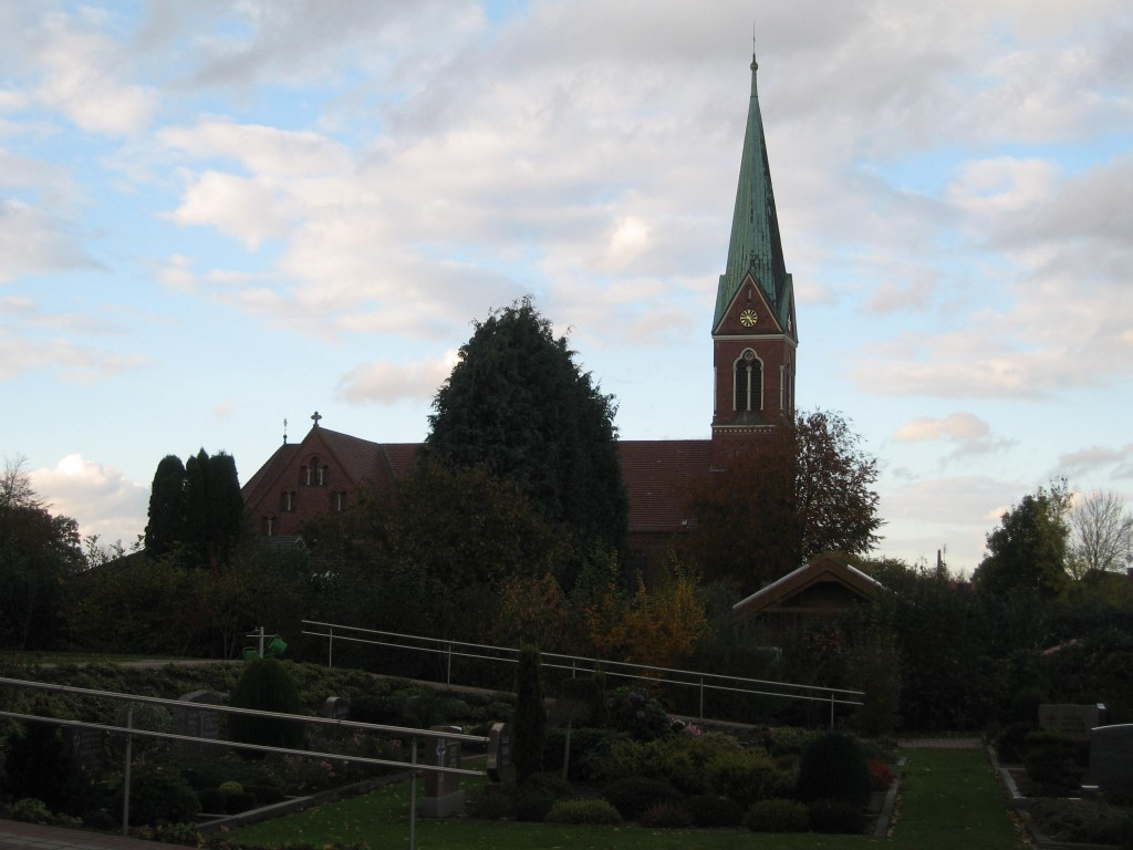 St. Gorgonius church, Goldenstedt