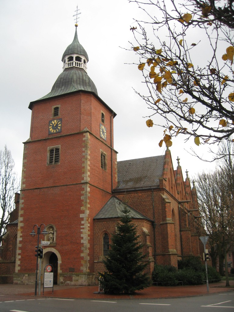 Vechta St. Georg church