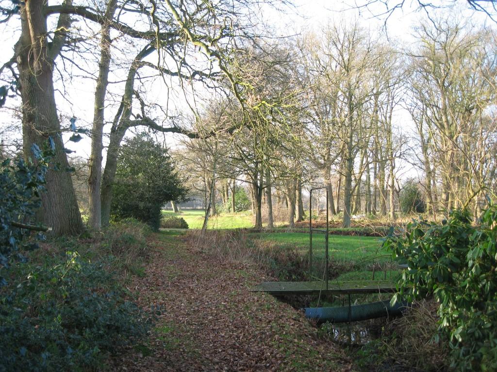 Teufelsmoor path