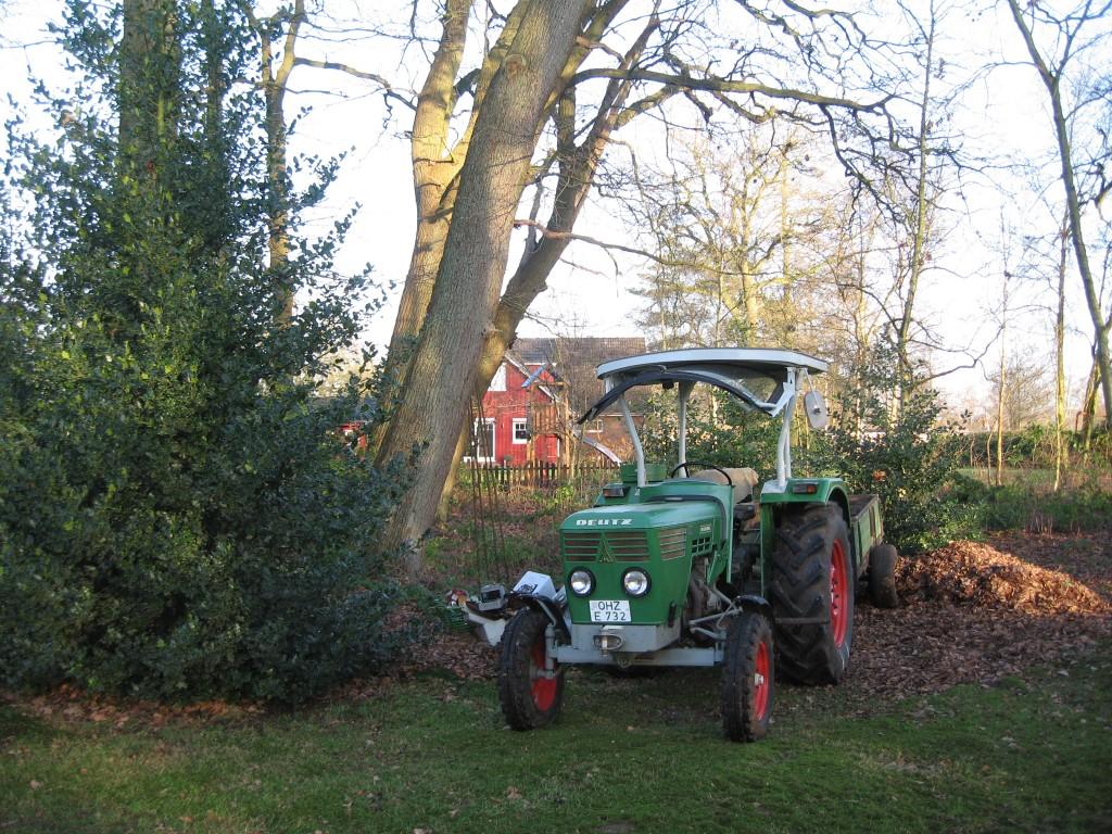 Teufelsmoor tractor