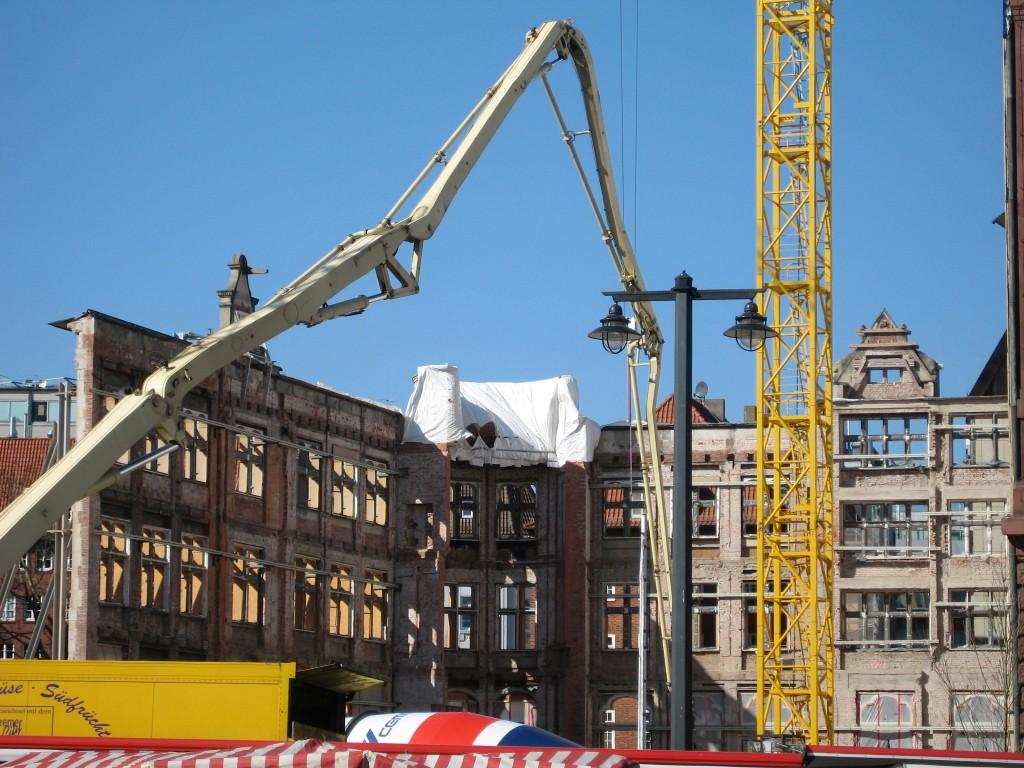 Bremen Bremer Landesbank ruin