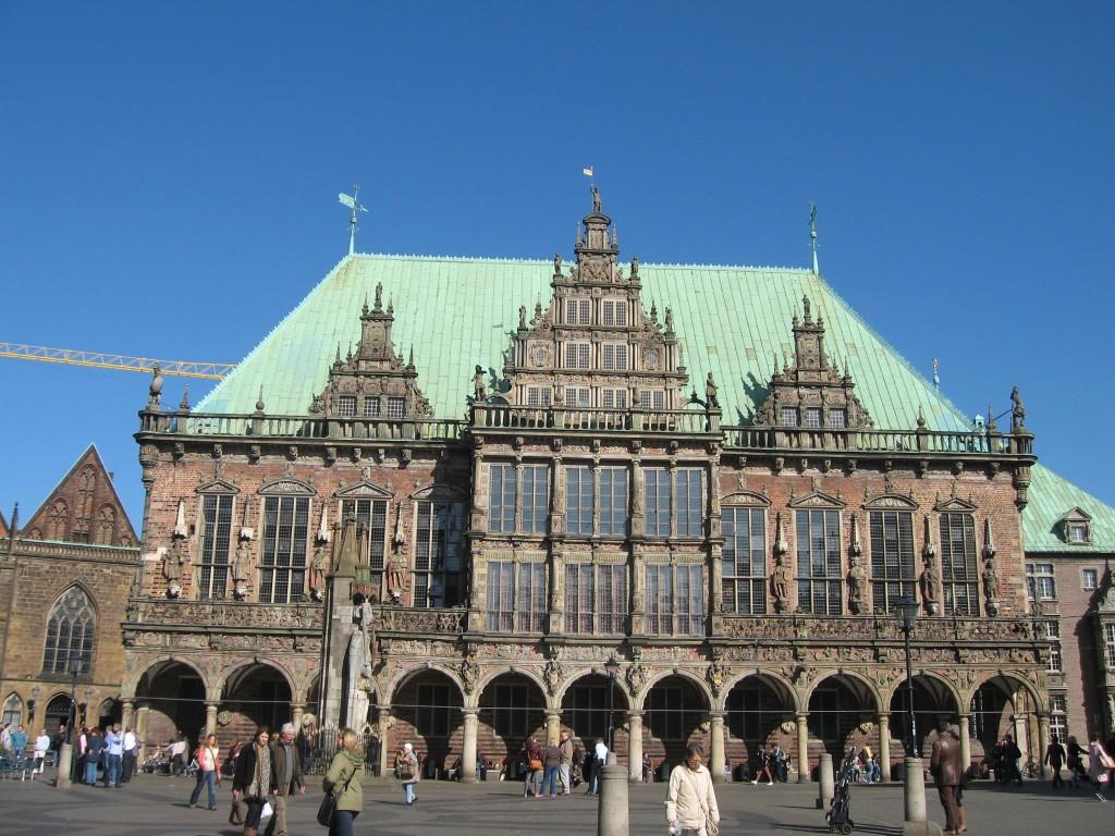 Bremen townhall