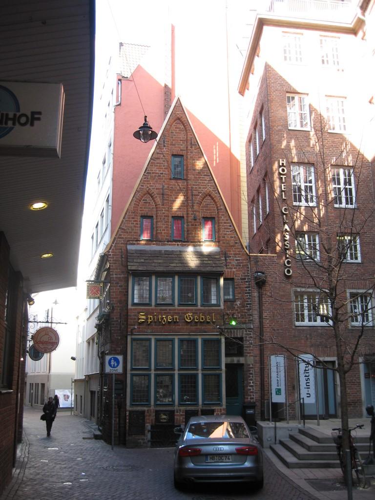 Bremen Spitzer Giebel