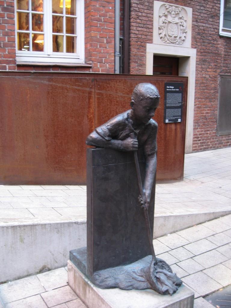 Bremen Balge monument