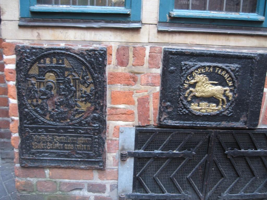 Bremen heart stones