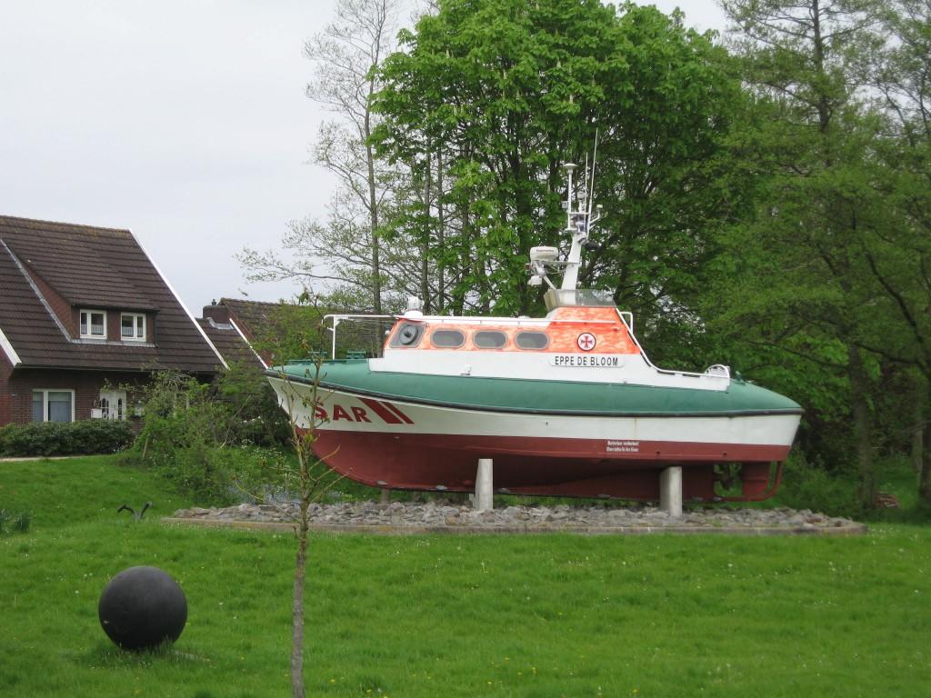 Rescue boat Westeraccumersiel