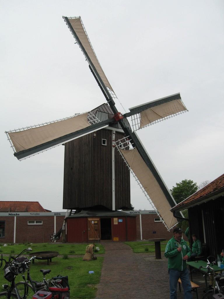 Windmill Dornum