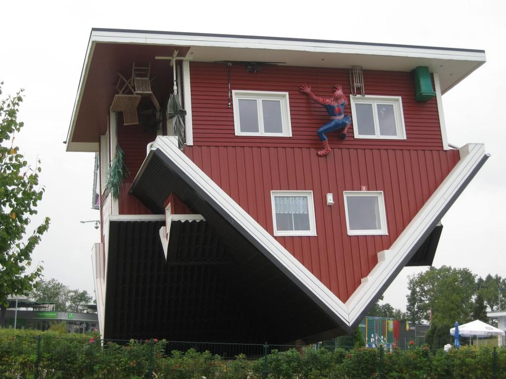 Crazy house, Bispingen