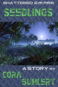 Seedlings by Cora Buhlert
