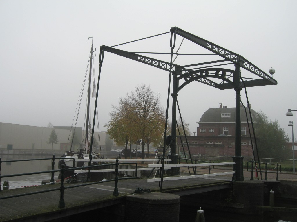 Winschoten drawbridge