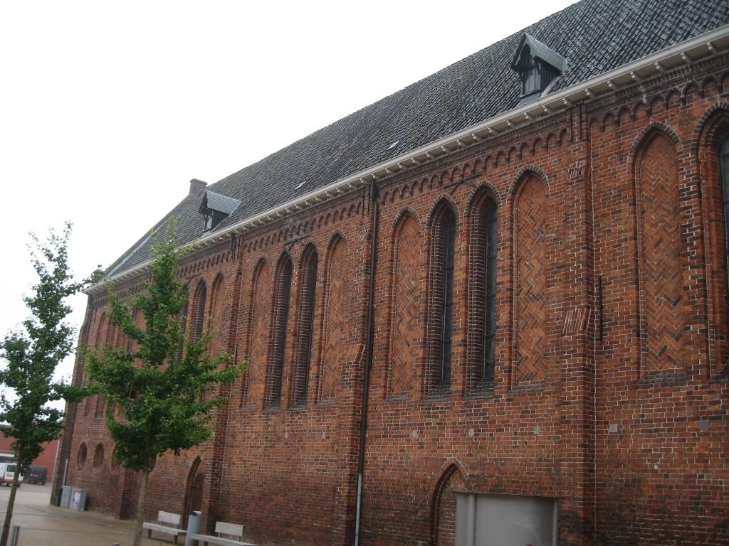 Winschoten Marktplein church