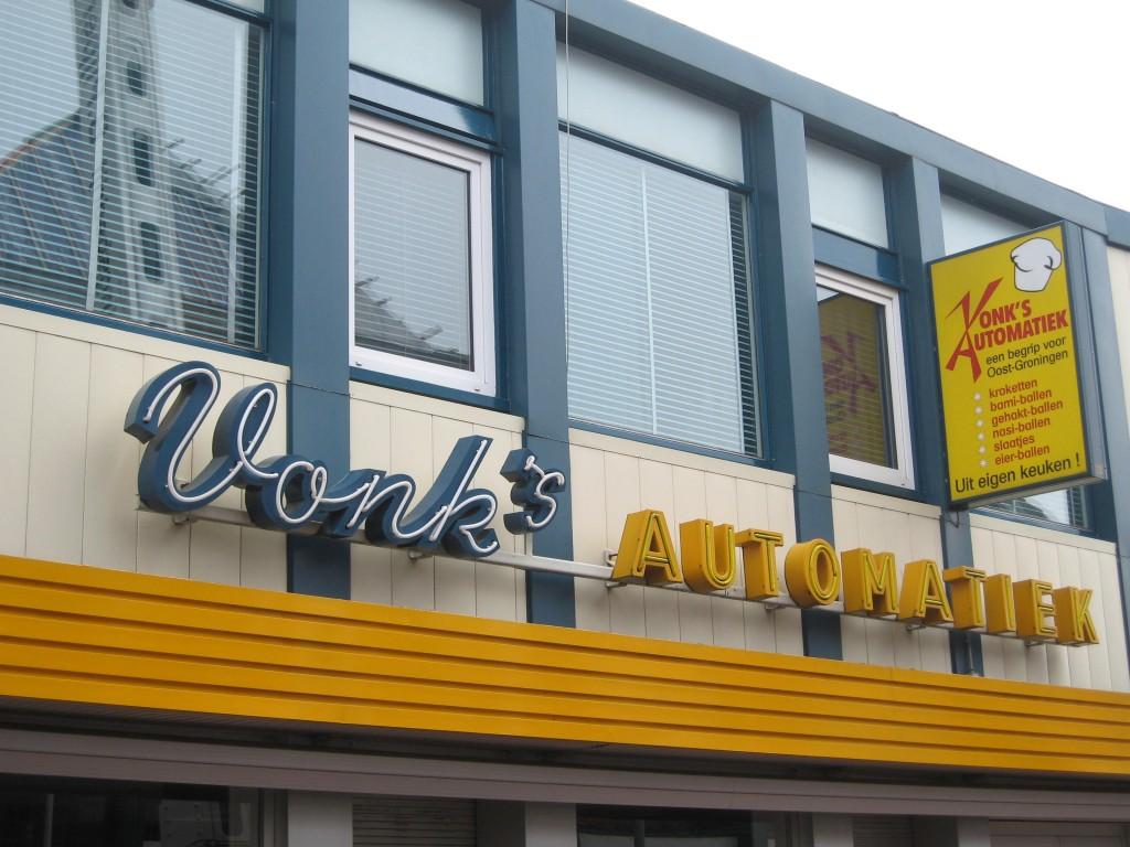 Winschoten Vonk's Automatiek