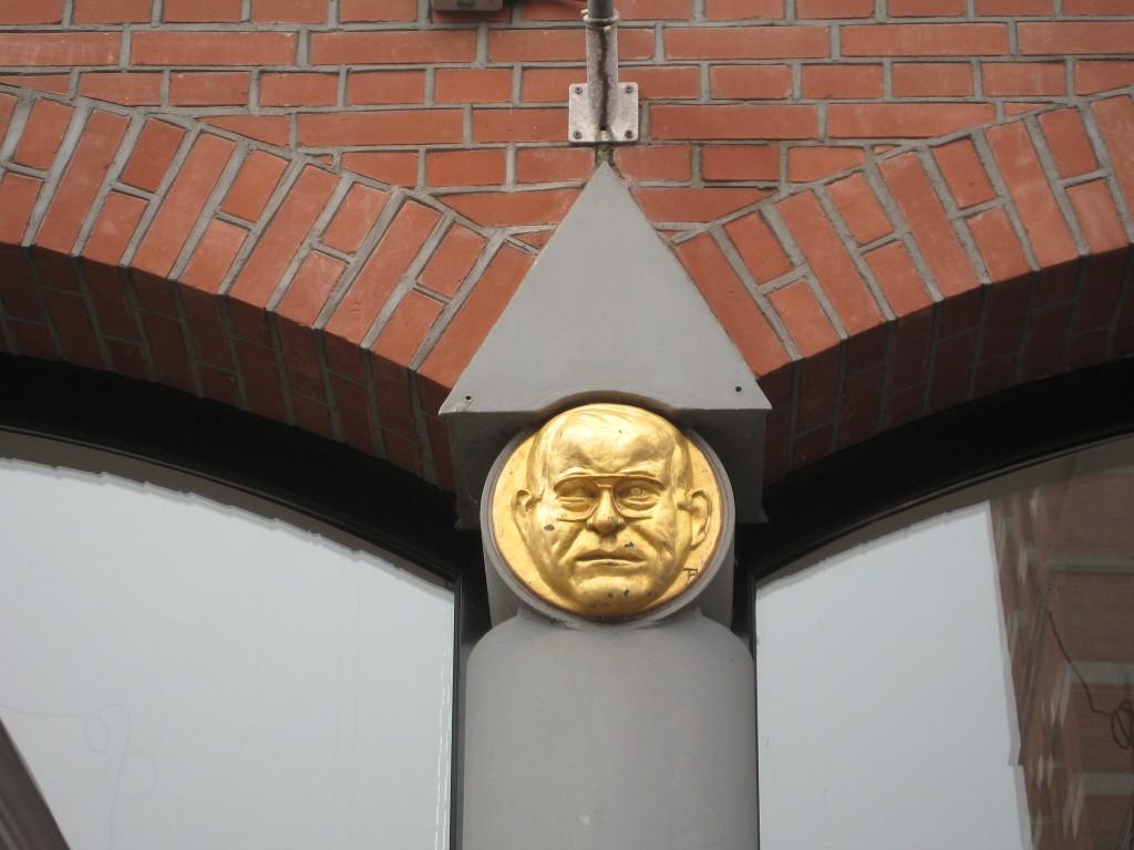 Winschoten gargoyle