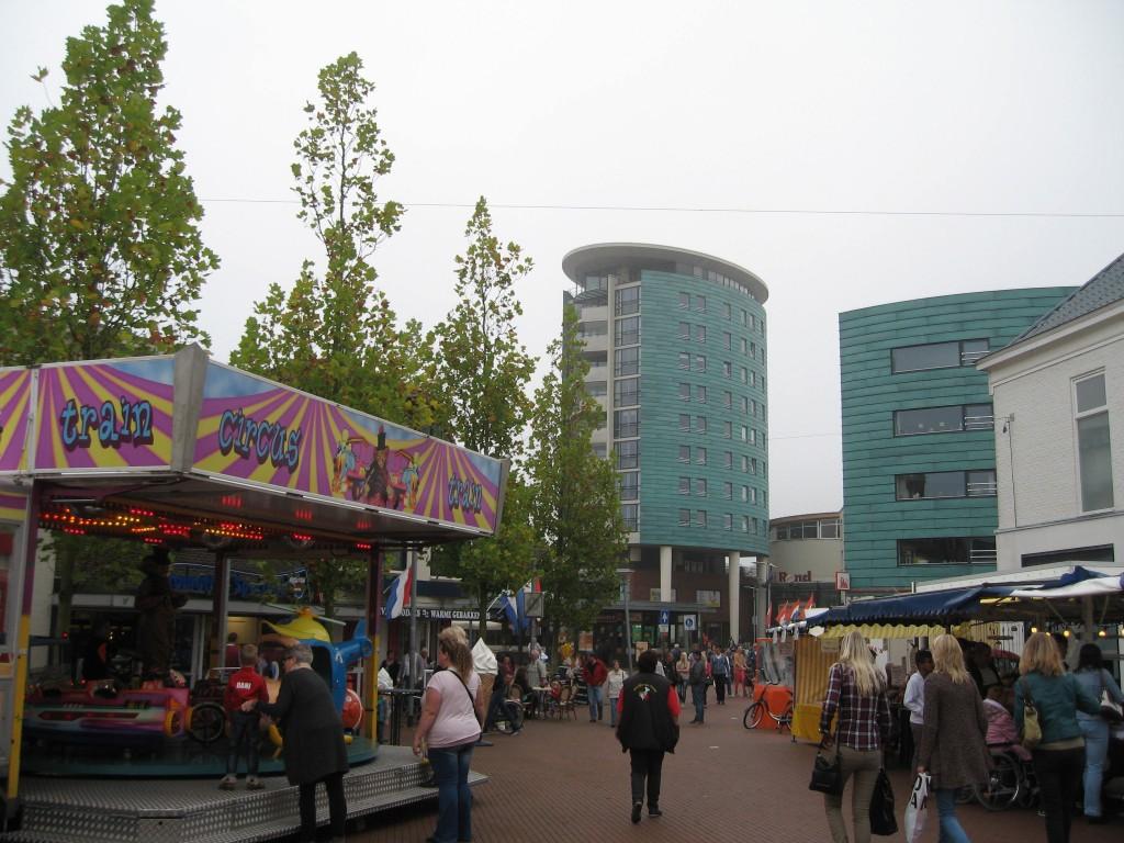 Winschoten market