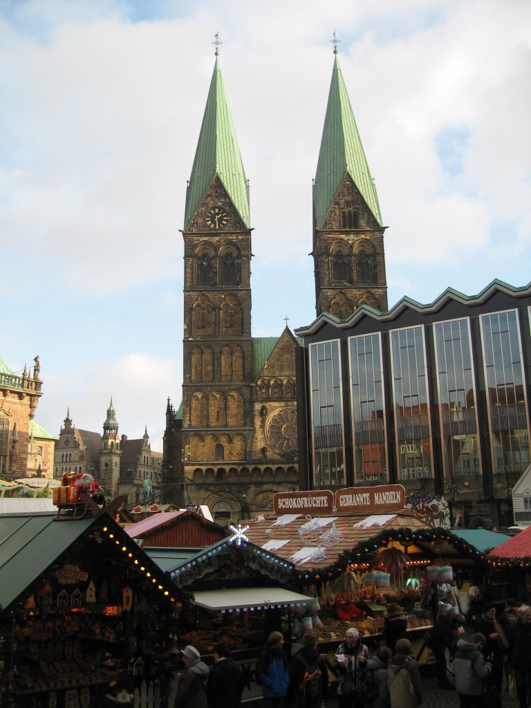 Bremen Dom Christmas market