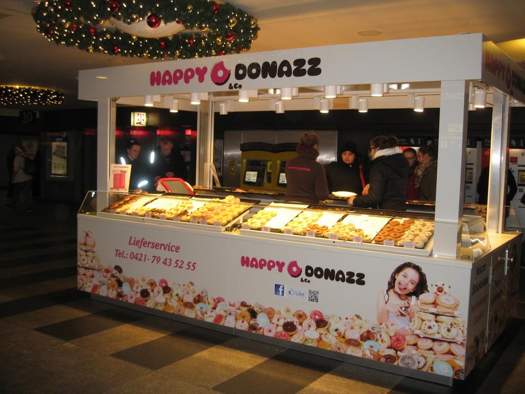 Mispelled doughnuts
