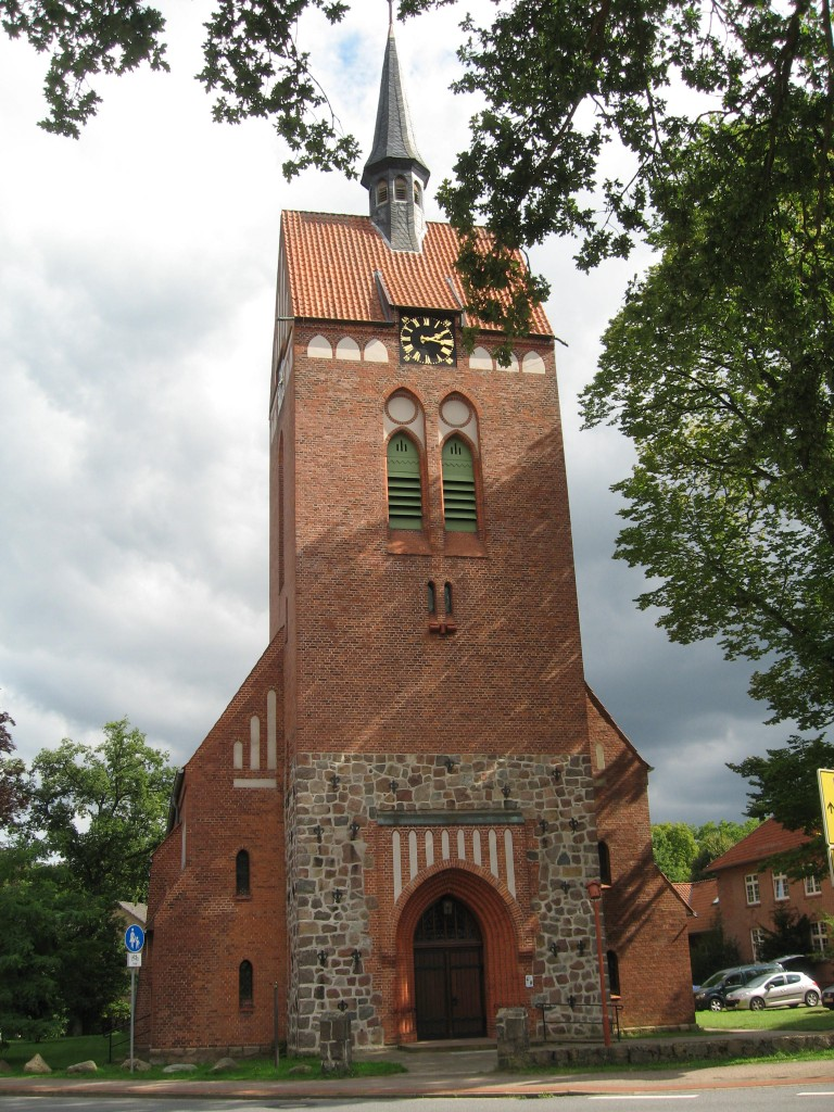 St. Antonius church Bispingen