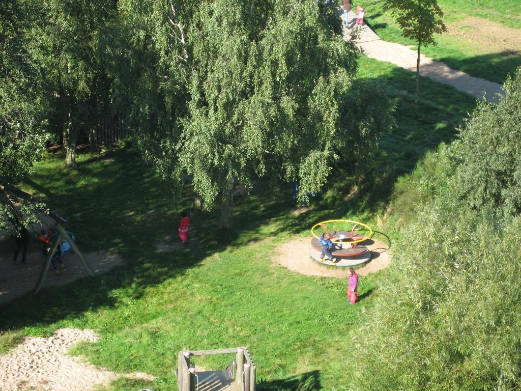 Hoher Berg playground