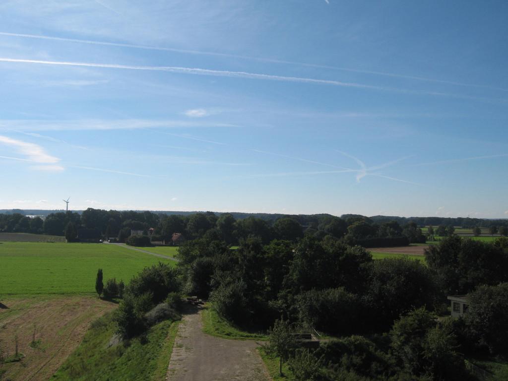 Hoher Berg view