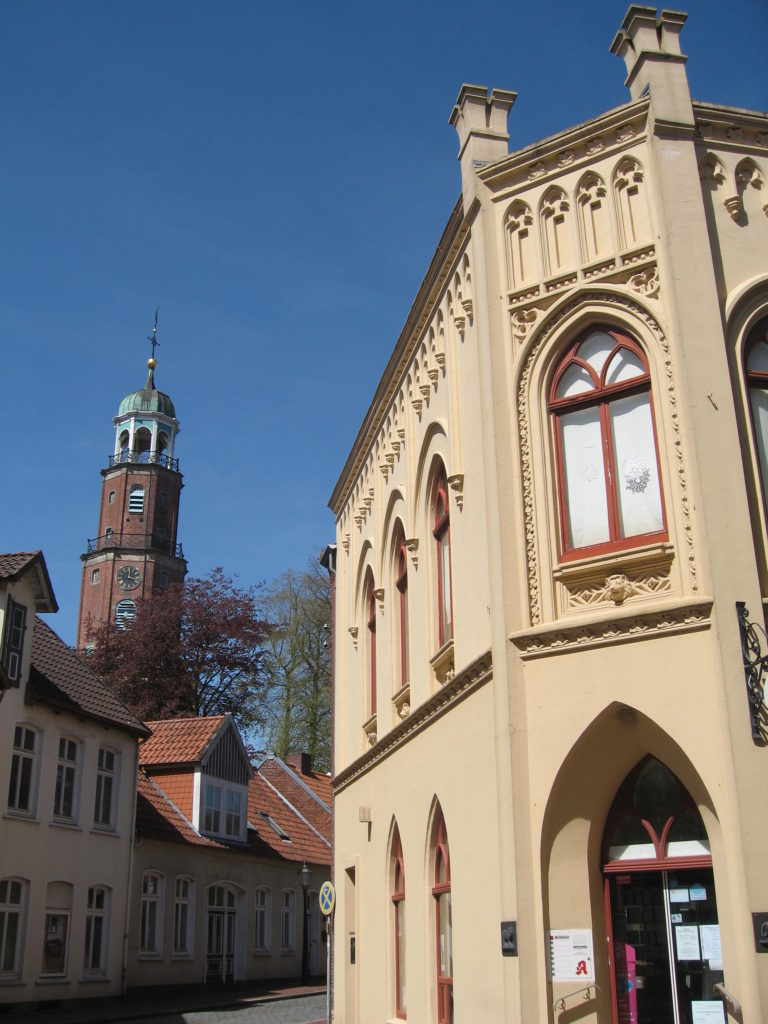 Leer Reformed church