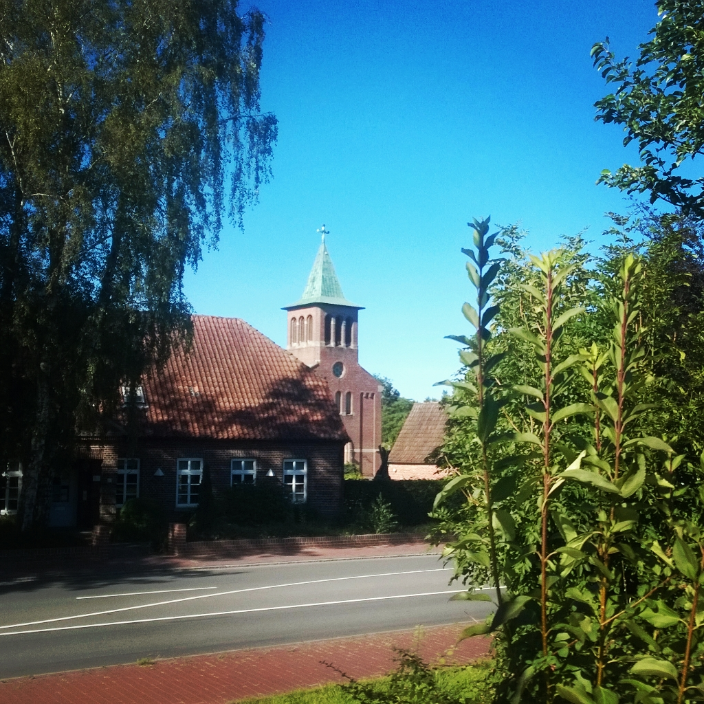 Goldenstedt Martin Luther church