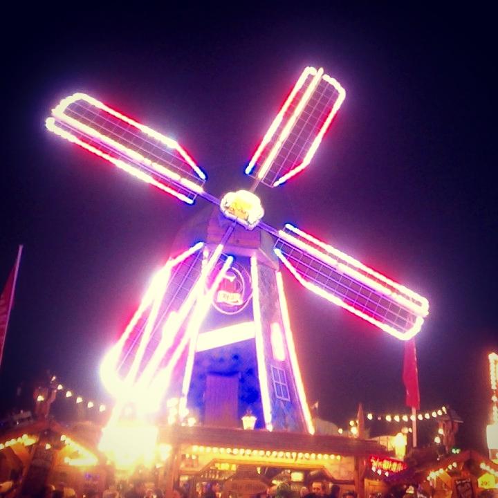 Freimarkt windmill