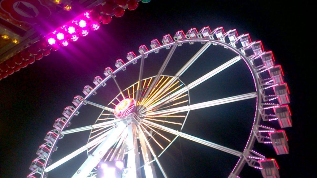 Freimarkt 2016 Ferris Wheel