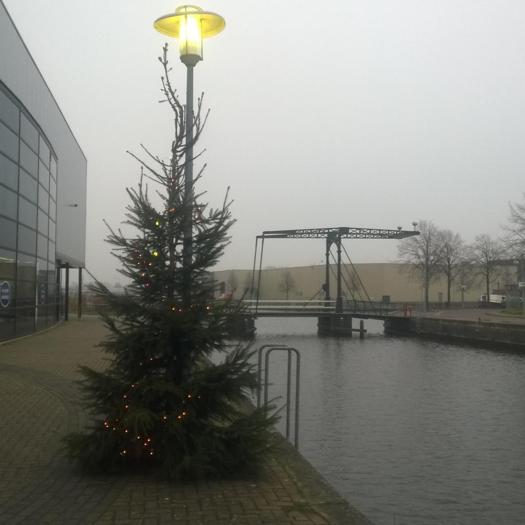 Winschoten drawbridge