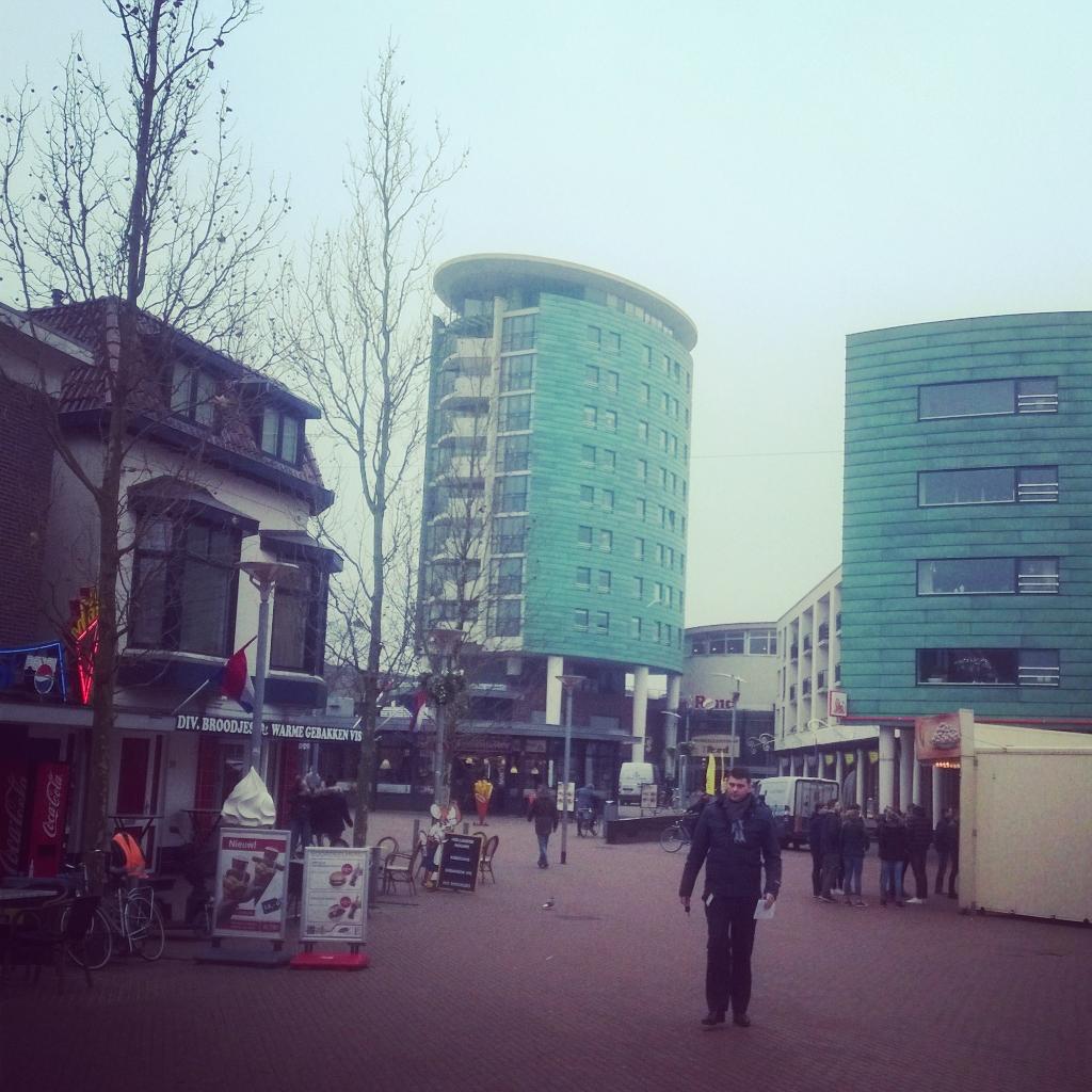 Winschoten Winkelzentrum 't Rond.