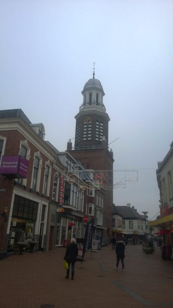 Winschoten bell tower