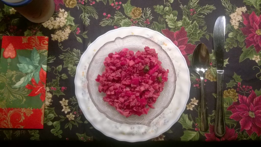 Herring salad