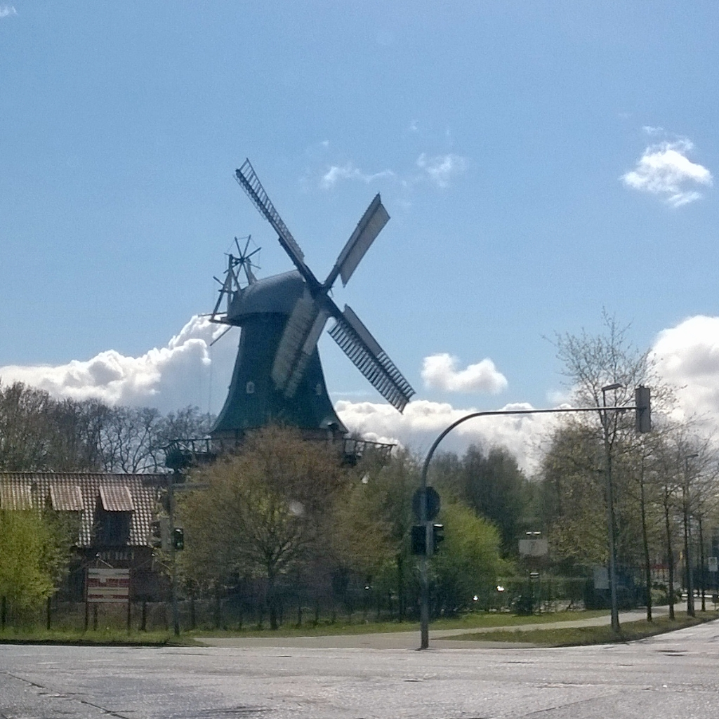 Osternburg windmill
