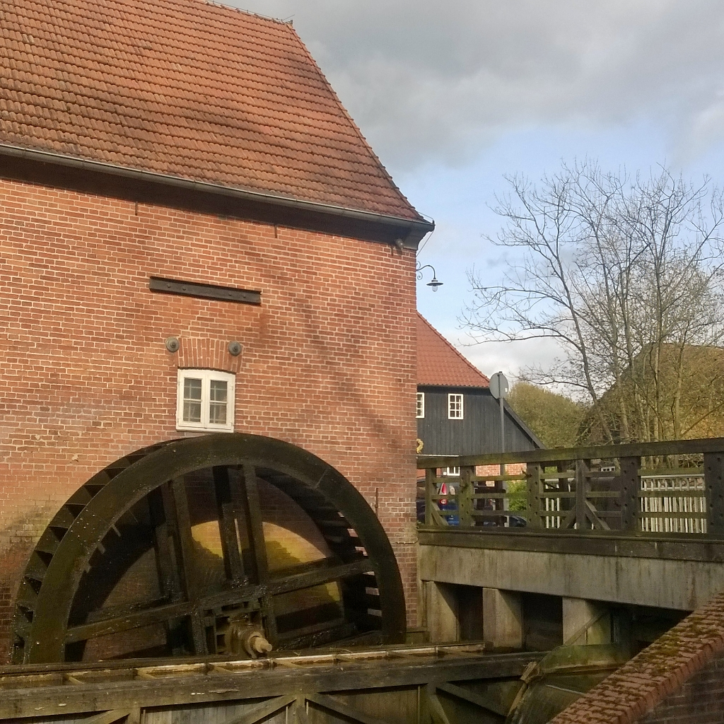Heiligenrode water mill