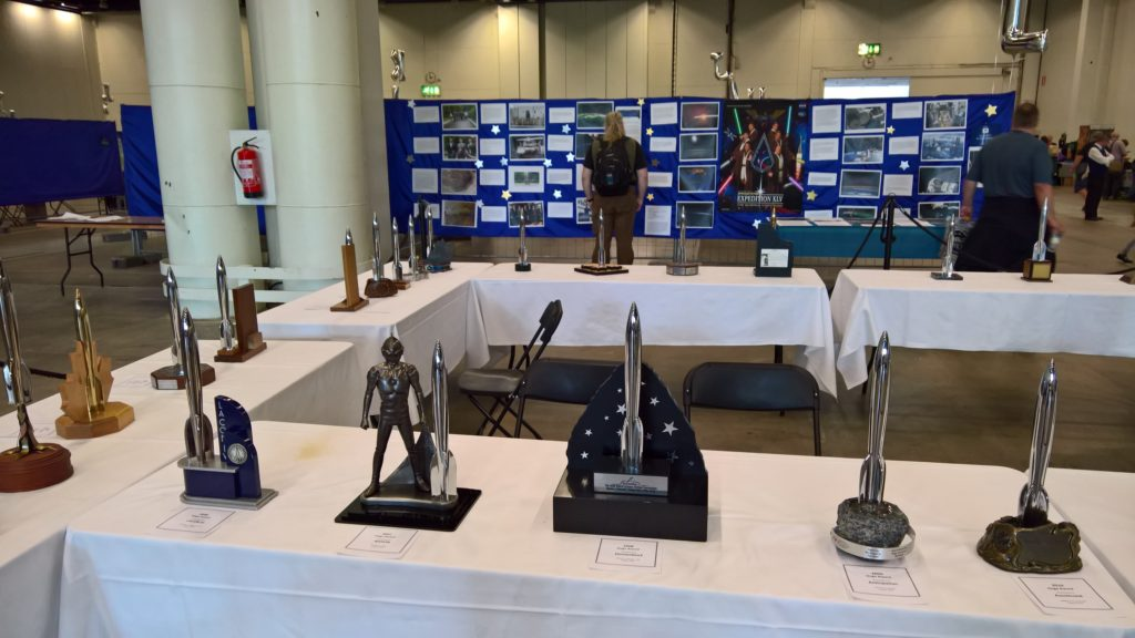 Hugo Awards at WorldCon 75
